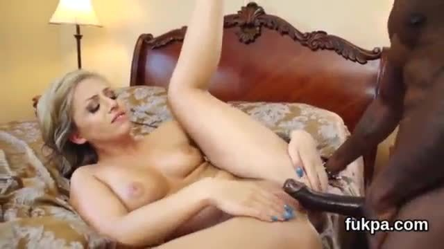 Hot nymph cannot wait to fuck big cock